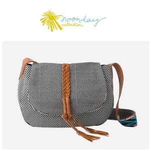 New w tags Noonday Collection Pattern Play Bag